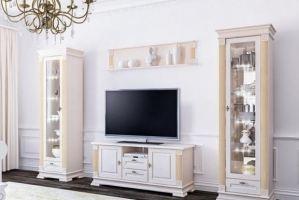 Гостиная  Афина - Мебельная фабрика «Мебель-Неман», г. Гродно