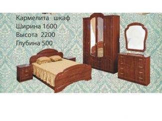 Спальный гарнитур Кармелита - Мебельная фабрика «Алекс-мебель»