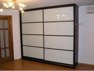 Большой шкаф-купе  - Мебельная фабрика «Три кита»