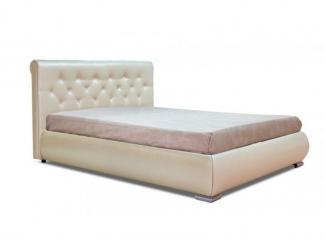 Кровать Есения  с ортопедом - Мебельная фабрика «Диана»