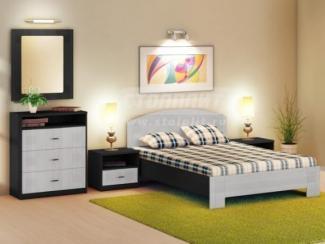 Спальный гарнитур «Сити Онденс» - Мебельная фабрика «Столплит»