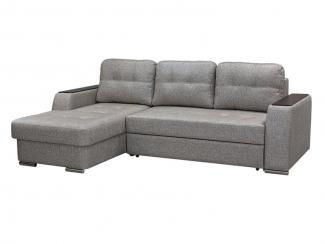 Угловой диван Дана с оттоманкой