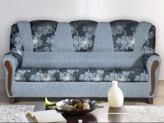 Диван прямой «Барон 2» - Мебельная фабрика «Палитра»