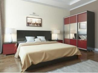 Спальня АВРОРА 3 модульная - Мебельная фабрика «Баронс»