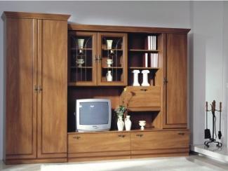 Гостиная стенка Адас - Импортёр мебели «БРВ-Мебель (Black Red White)»