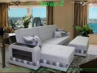 Угловой диван Люкс-2