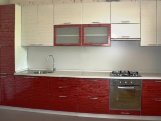 Кухонный гарнитур прямой Ольга