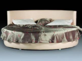 Кровать круглая Интеро - Мебельная фабрика «Бализ»