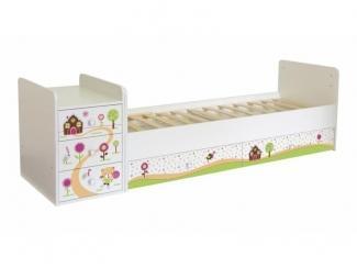 Детская кровать - Мебельная фабрика «Воткинская промышленная компания»