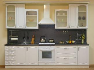 Кухонный гарнитур прямой 46 - Мебельная фабрика «Л-мебель»