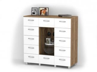Комод Нюанс 18 - Мебельная фабрика «Баронс»