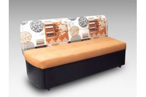 Диван прямой Лидер со спальным местом - Мебельная фабрика «Валенсия», г. Ульяновск