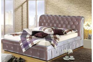 Кровать двуспальная Венеция - Мебельная фабрика «Палитра»