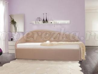 Кровать Ника 2 - Мебельная фабрика «Березка»