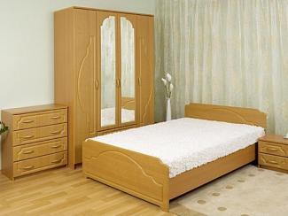 Спальный гарнитур Люция - Мебельная фабрика «Мебель плюс»