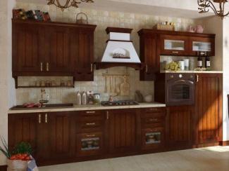Кухня прямая Vicenza - Мебельная фабрика «Zetta»