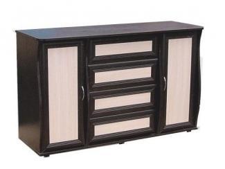 Комод 054-4 - Мебельная фабрика «МЕБЕЛов»