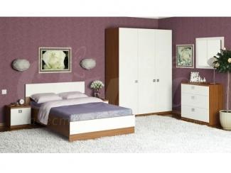 Простая спальня Соня  - Мебельная фабрика «Ольга», г. Челябинск