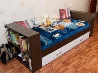 Кровать детская - Мебельная фабрика «Мебельные истории», г. Челябинск