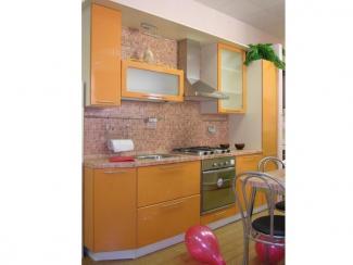 Кухонный гарнитур прямой 28 - Мебельная фабрика «Л-мебель»