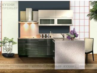 Кухня Стефания Глянец - Мебельная фабрика «Кухни Премьер»