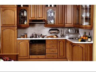 Кухонный гарнитур угловой 05 - Мебельная фабрика «Алиса»