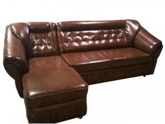 Угловой диван Сонет - Мебельная фабрика «Джамбек-мебель»