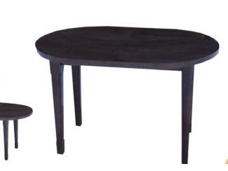стол обеденный раздвижной овальный Арис-р