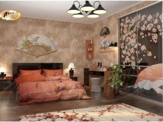 Спальня в японском стиле Азалия