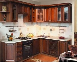 Кухня из массива - Мебельная фабрика «Derli»