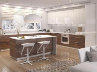 Глянцевая кухня - Мебельная фабрика «Mr.Doors»