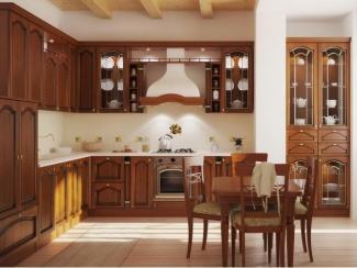Кухонный гарнитур угловой Диана - Мебельная фабрика «PlazaReal»