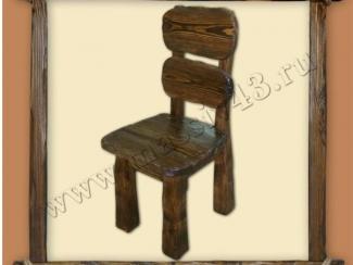 Стул МЕДВЕДЬ - Мебельная фабрика «Массив»