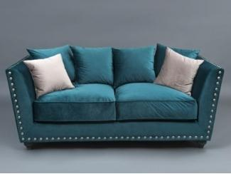 Двухместный диван LAURENT - Мебельная фабрика «Berger»