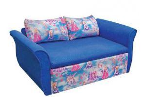 Детский диван-кушетка Эшли - Мебельная фабрика «Новодвинская мебельная фабрика»
