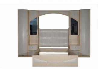 Комфортная спальня Жасмин Лайт - Мебельная фабрика «Веста»