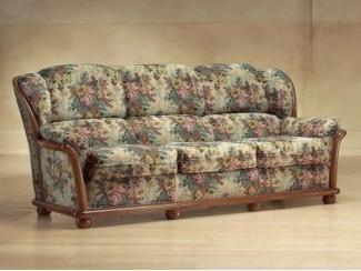 Мягкий прямой диван Viola  - Импортёр мебели «Spazio Casa»