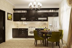 Кухонный гарнитур Латина - Мебельная фабрика «Камеа (Квартира 48)»
