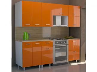 Кухонный гарнитур прямой Оранж - Мебельная фабрика «Бител»