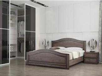 Кровать Стиль 1 - Мебельная фабрика «СВ-стиль»