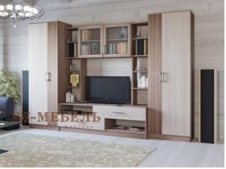 Набор для гостиной Гамма - 17 - Мебельная фабрика «Северная Двина»