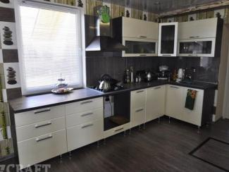 Кухня угловая Грот - Мебельная фабрика «Крафт»