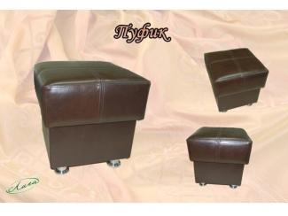 Пуфик - Изготовление мебели на заказ «Лига»