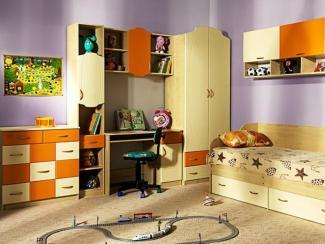 Детская Мультик - Мебельная фабрика «Анкор»