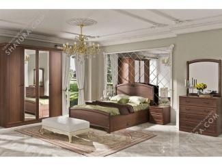 Спальня Камелия  - Мебельная фабрика «Шатура»