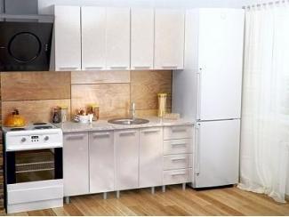Кухня прямая Жемчужина - Мебельная фабрика «Евромебель»