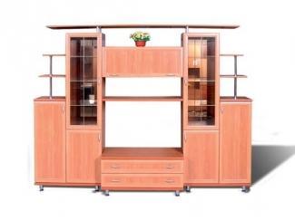 Горка в гостиную №5 - Мебельная фабрика «Асгард»