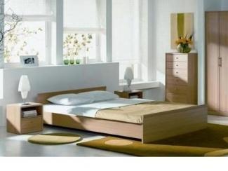 Кровать двуспальная  - Мебельная фабрика «Мастер Мебель-М»