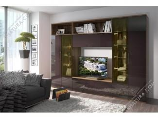 Гостиная Rimini Choco  - Мебельная фабрика «Шатура» г. Шатура
