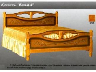 Кровать Елена 4 - Мебельная фабрика «Мебельная Сказка»